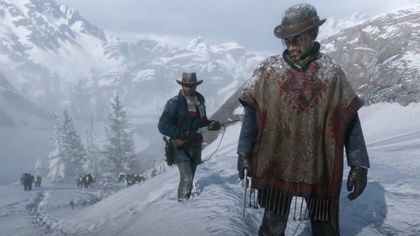 Скриншот №3 к Red Dead Redemption 2