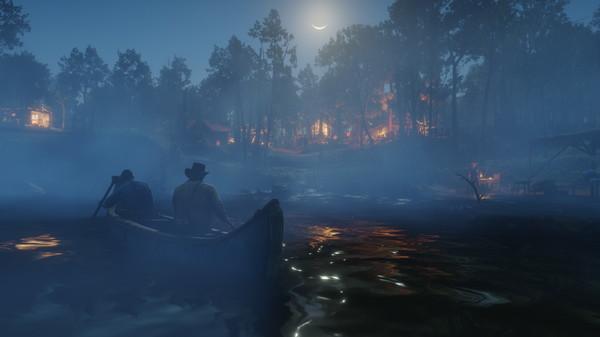Скриншот №1 к Red Dead Redemption 2