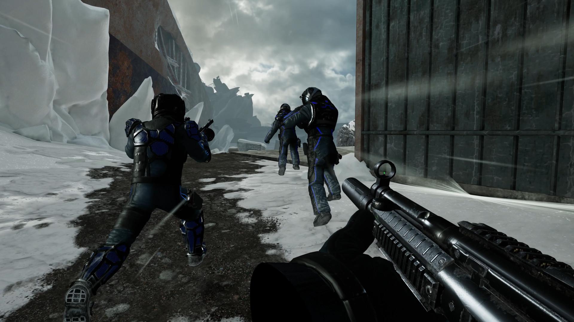 Resultado de imagem para Frostpoint VR: Proving Grounds