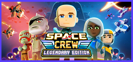 Space Crew Cover Image