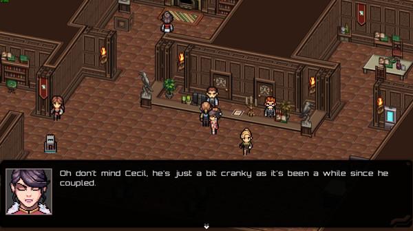 Скриншот из Memoirs of a Battle Brothel