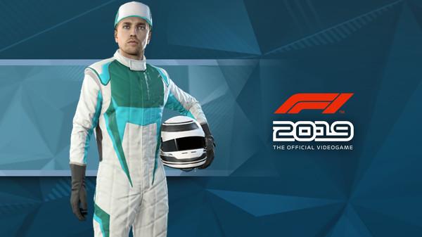 Скриншот №1 к F1 2019 Suit Octane