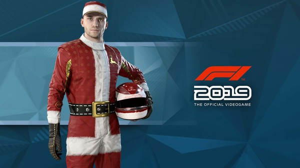 Скриншот №1 к F1 2019 Suit Holiday Special