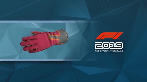 Скриншот №1 к F1 2019 Gloves Stylish Chicane