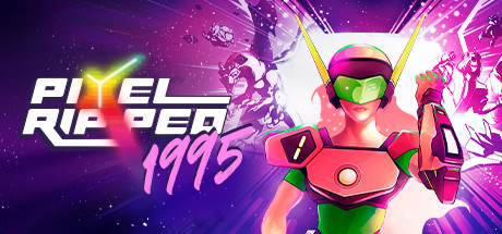 Pixel Ripped 1995 Cover Image