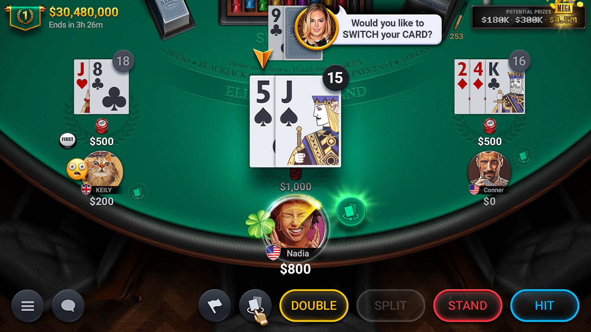 Blackjack Championship On Steam