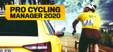 Pro Cycling Manager 2020 Cover Image