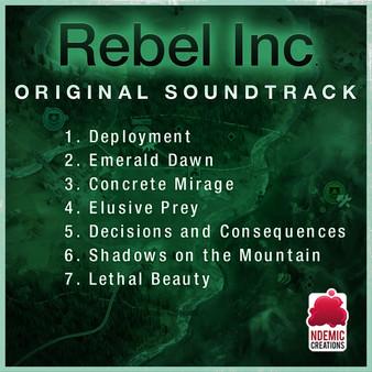 Скриншот №2 к Rebel Inc Escalation - Soundtrack