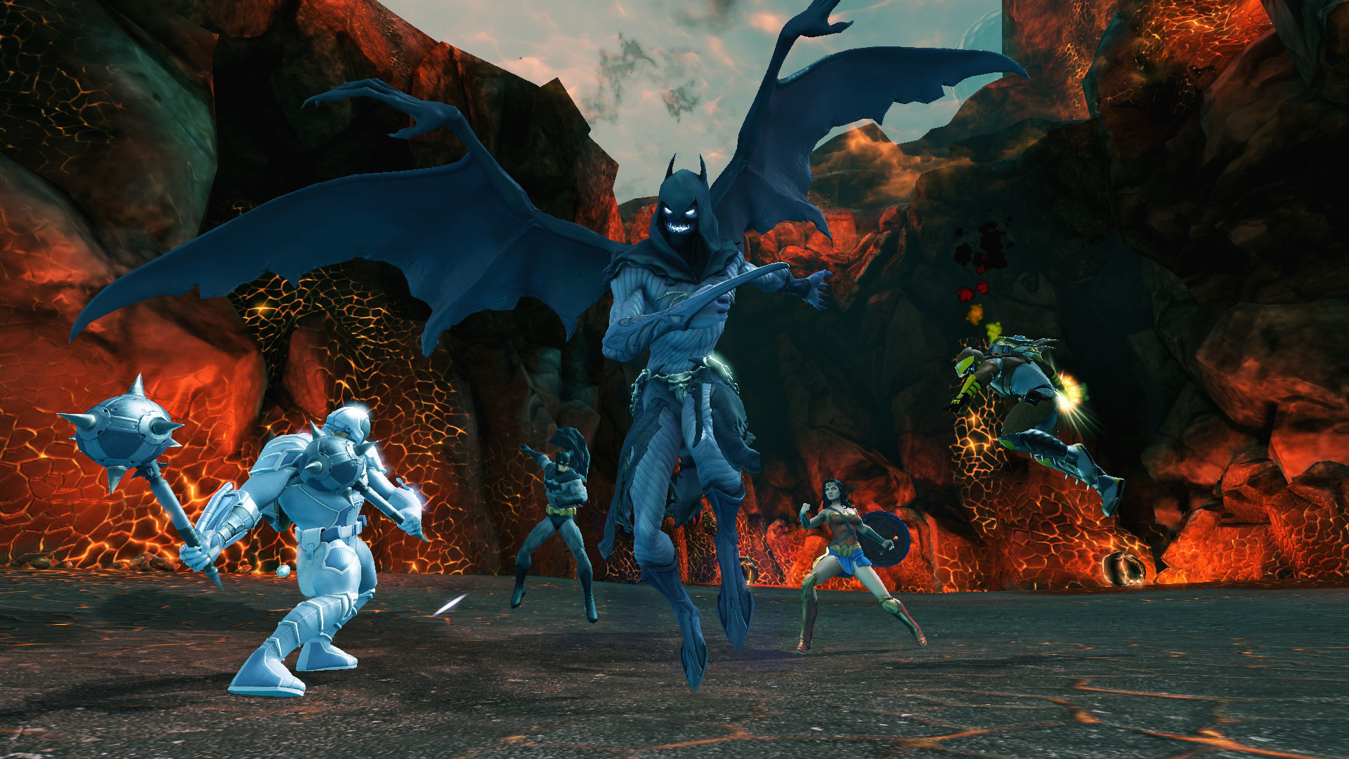 dcuo dating