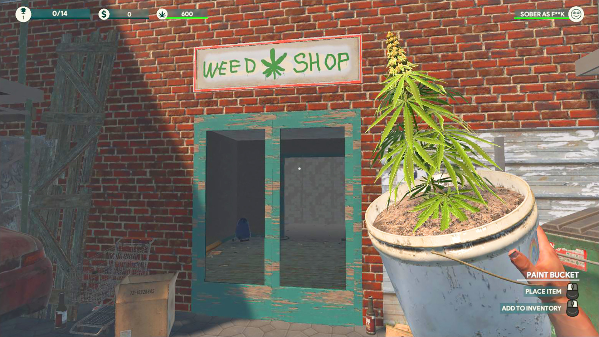 Weed Shop 3 The Rainy Day Free Download