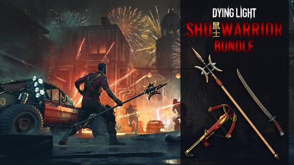 Скриншот №1 к Dying Light - Shu Warrior Bundle