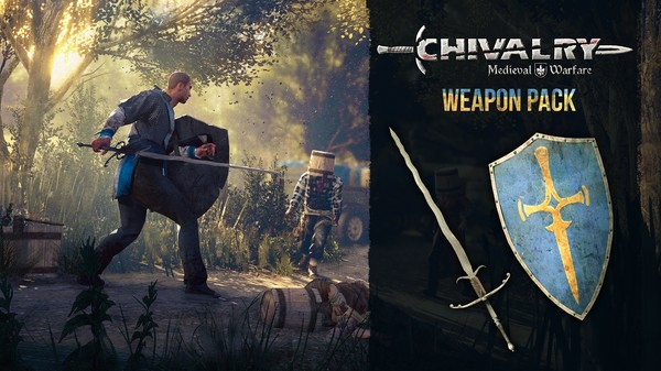 Скриншот №1 к Dying Light - Chivalry Weapon Pack