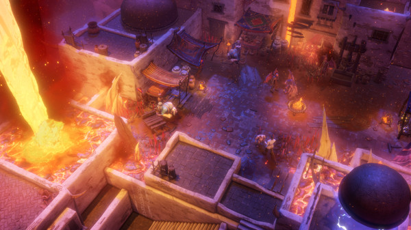 Скриншот №10 к Pathfinder Wrath of the Righteous