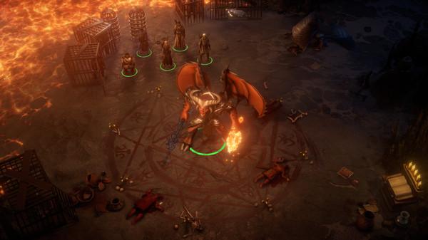 Скриншот №1 к Pathfinder Wrath of the Righteous