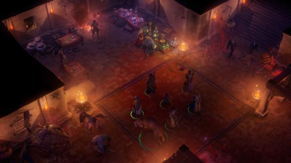 Скриншот №3 к Pathfinder Wrath of the Righteous