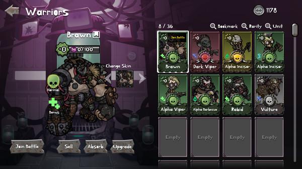 NecroLand : Undead Corps