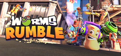Worms Rumble Cover Image