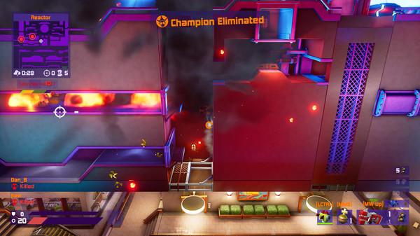 Скриншот №3 к Worms Rumble