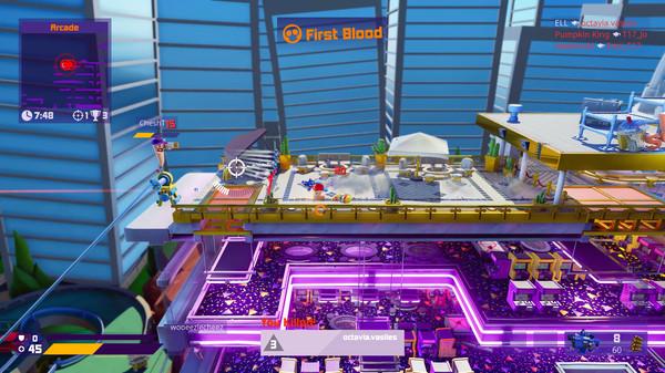 Скриншот №8 к Worms Rumble
