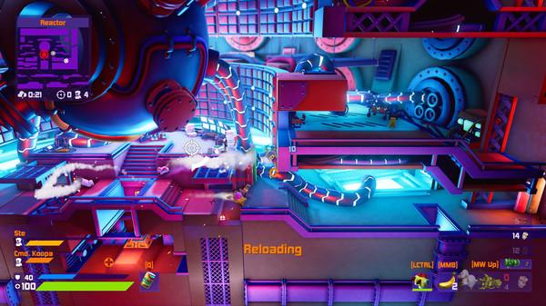 Скриншот №9 к Worms Rumble