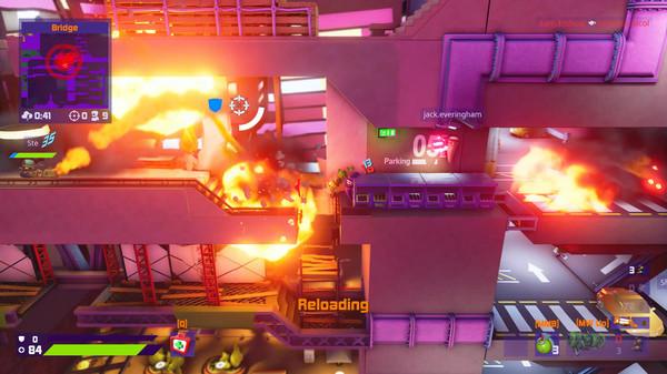 Скриншот №6 к Worms Rumble