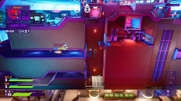 Скриншот №4 к Worms Rumble