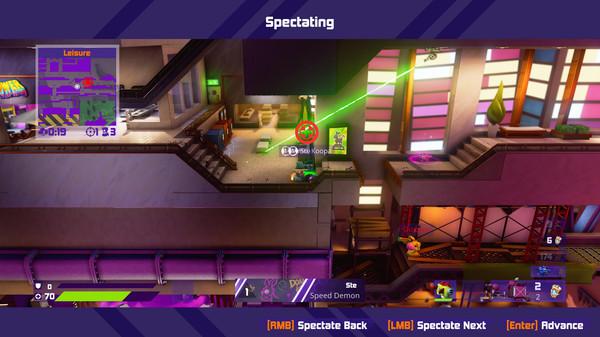 Скриншот №5 к Worms Rumble