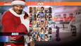 [Revival] DOA6 Santa's Helper Costume (Red) - Bass (DLC)