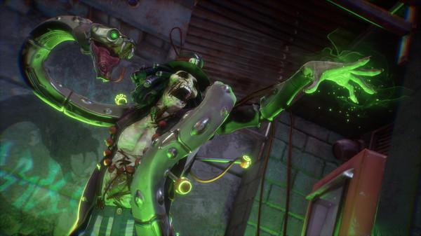 Скриншот №2 к Bleeding Edge