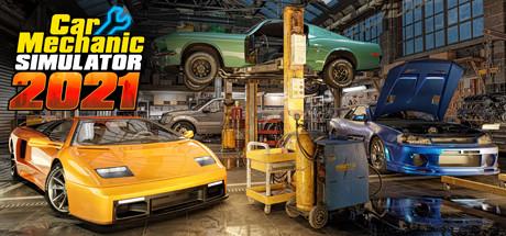 Car Mechanic Simulator 2021 Cover Image