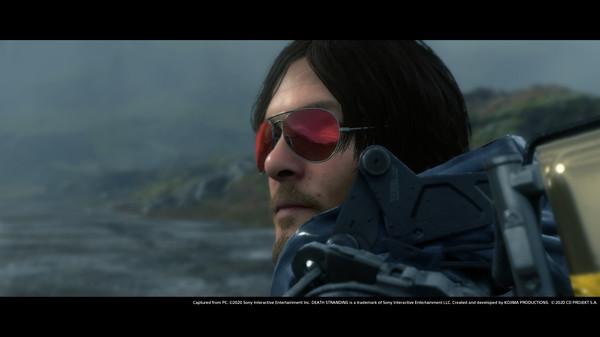 Death Stranding скриншот