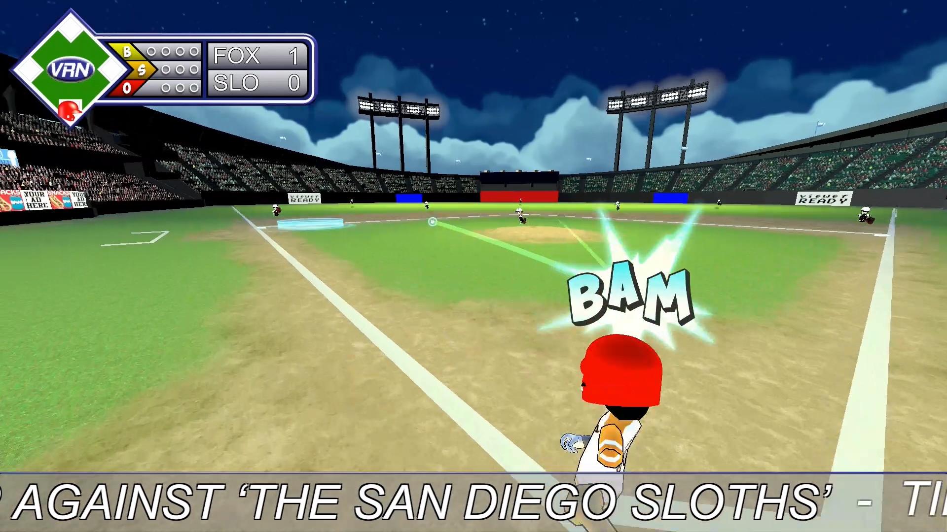 Oculus Quest 游戏《TOTALLY BASEBALL》完美棒球插图(1)