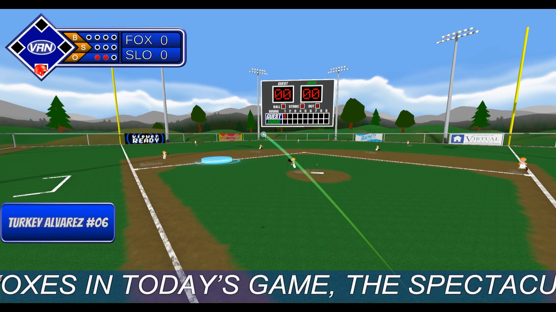 Oculus Quest 游戏《TOTALLY BASEBALL》完美棒球插图(2)