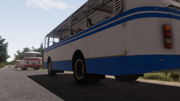 Скриншот №13 к Bus World