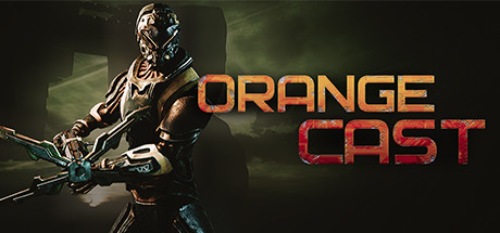 Orange Cast Sci-Fi Space Action Game-CODEX