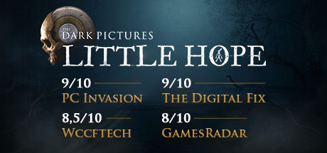The Dark Pictures Anthology: Little Hope Cover Image