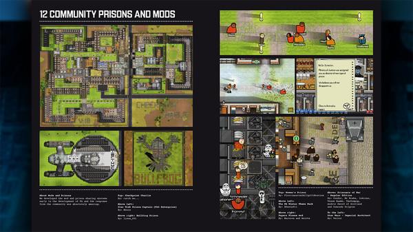 Скриншот №4 к Prison Architect - Aficionado