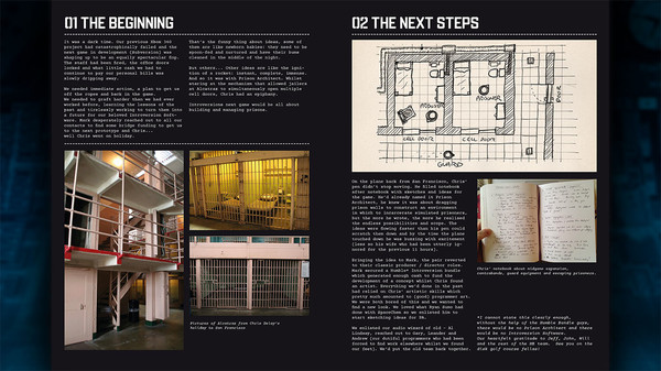 Скриншот №1 к Prison Architect - Aficionado
