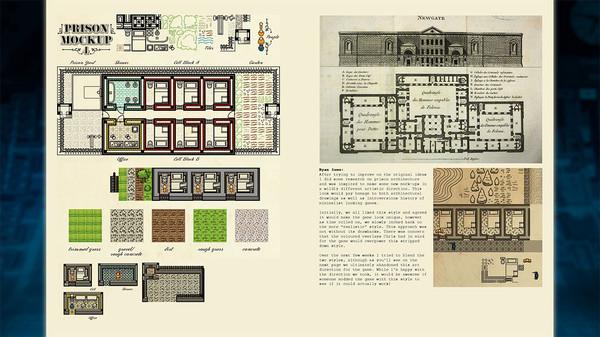 Скриншот №2 к Prison Architect - Aficionado