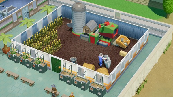 Скриншот №3 к Two Point Hospital Off the Grid