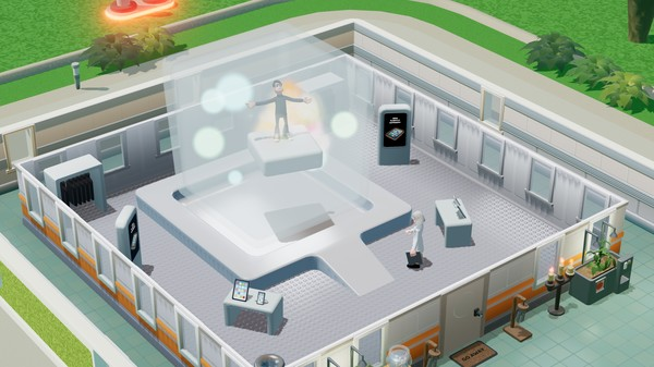 Скриншот №4 к Two Point Hospital Off the Grid