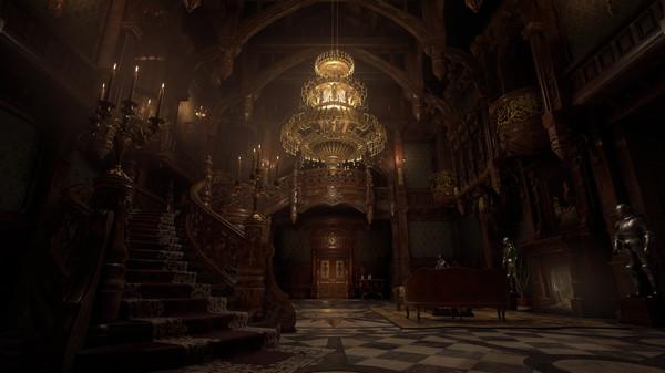 скриншот Resident Evil Village 3