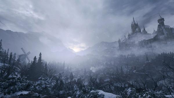 скриншот Resident Evil Village 0