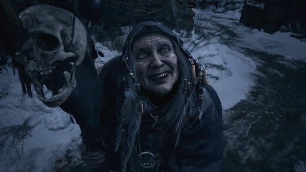 скриншот Resident Evil Village 4
