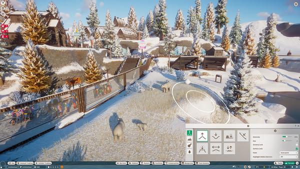 Скриншот №7 к Planet Zoo Arctic Pack