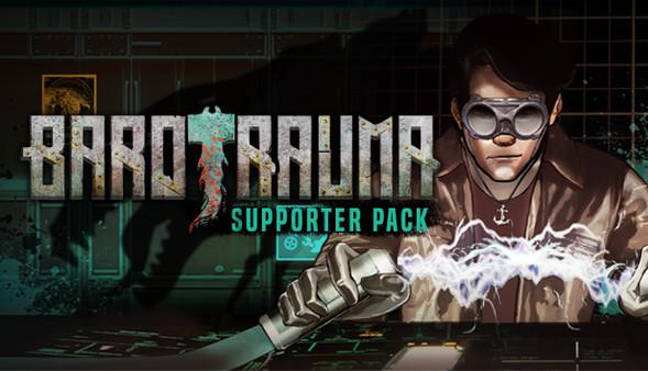 Скриншот №1 к Barotrauma - Supporter Pack