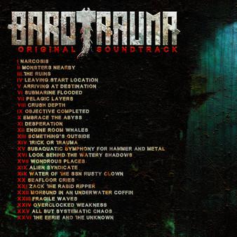 Скриншот №7 к Barotrauma - Supporter Pack