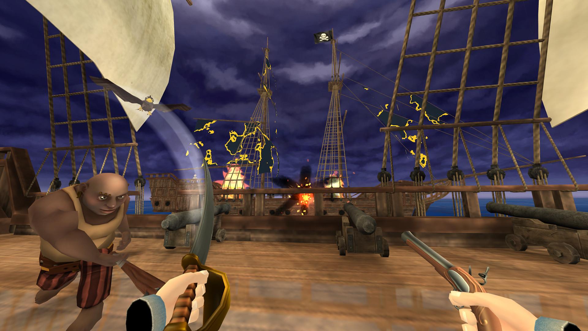 Oculus Quest 游戏《Pirates on Deck VR》甲板上的海盗插图(3)