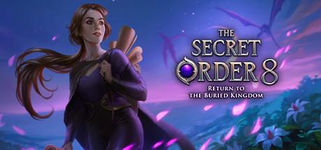 Teaser image for The Secret Order 8: Return to the Buried Kingdom