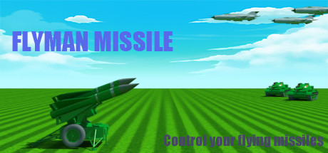FlyManMissile Cover Image
